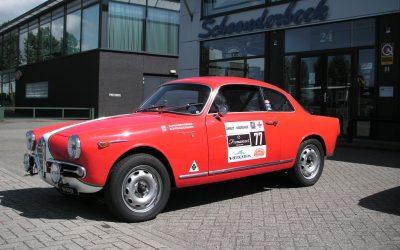 Alfa Romeo Giuletta Sprint Veloce 1960