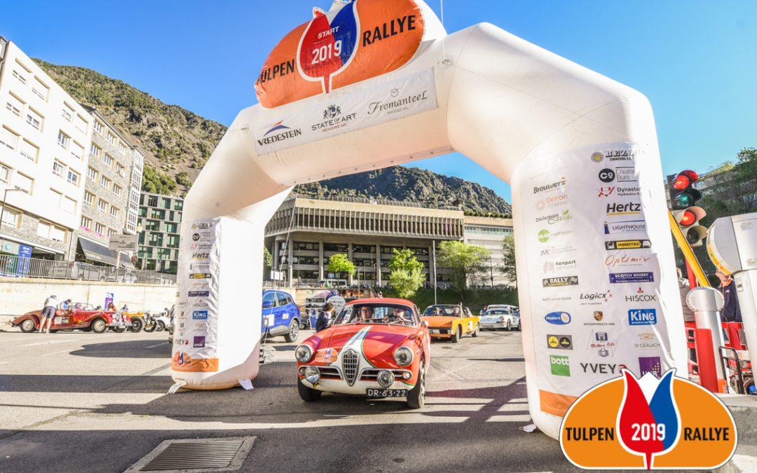 Tulpen Rally 2019