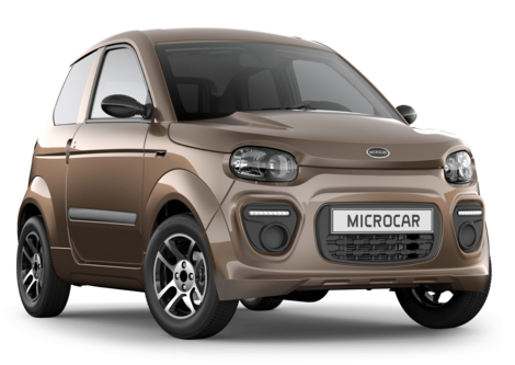 Microcar MGO6 PLUS Bronze