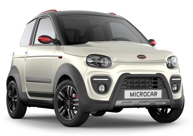 Nieuw Microcar Mgo
